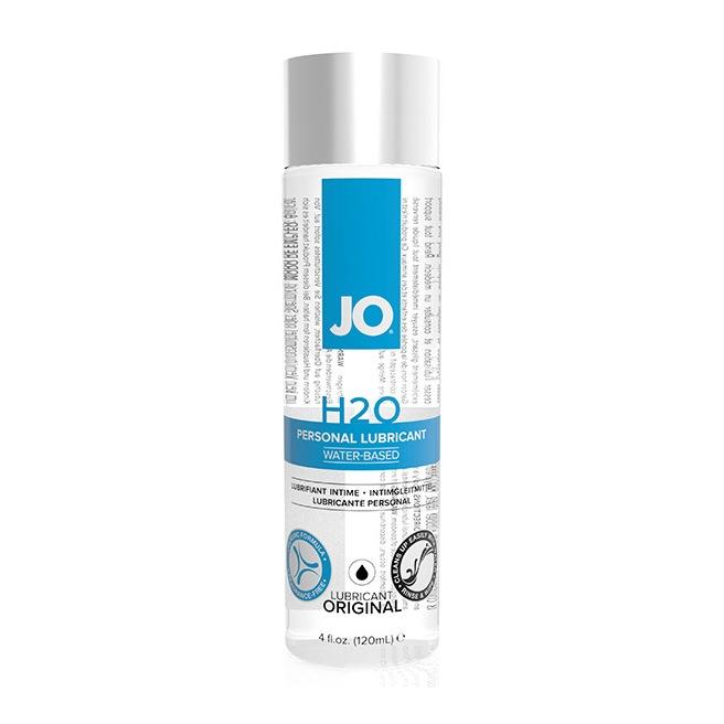 Lubrifiant System JO - H2O 120 ml