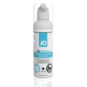 System JO - Nettoyant Sextoys Mousse Refresh 50 ml